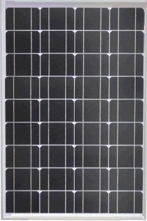 60 Watt Zonnepaneel Monokristal (LEVERBAAR VANAF WK 50)