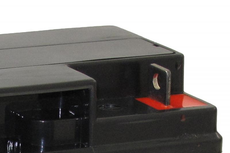 Centrac Dual Power AGM Accu 12V 18Ah (C20) MB12-18