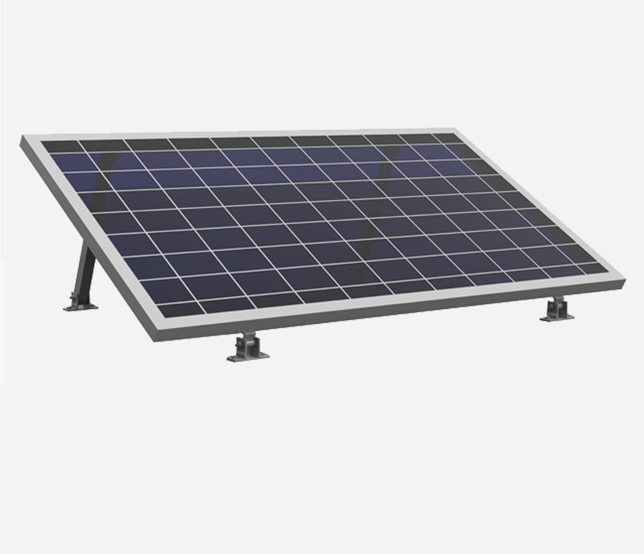 EnjoySolar® Aluminium Verstelbare Poten hoek 10°-60°