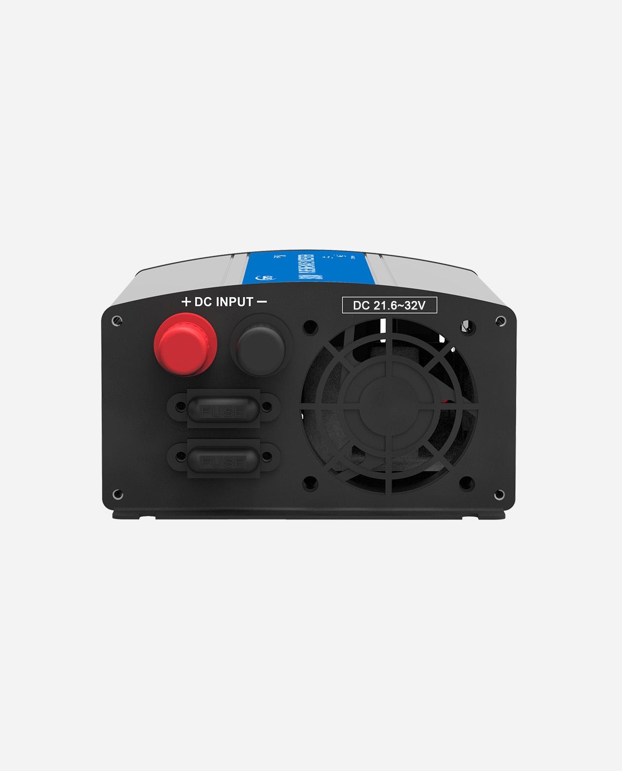 EPEVER IPower IP1000-22 1000W Omvormer 24V naar 230V