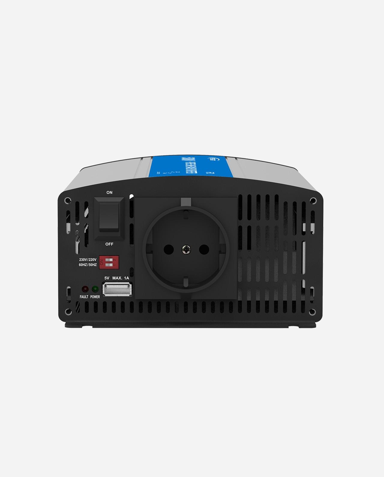 EPEVER IPower IP500-12 500W Omvormer 12V naar 230V