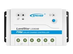 EPSolar LS3024B 12V/24V 30 Ampere Accu Laadregelaar