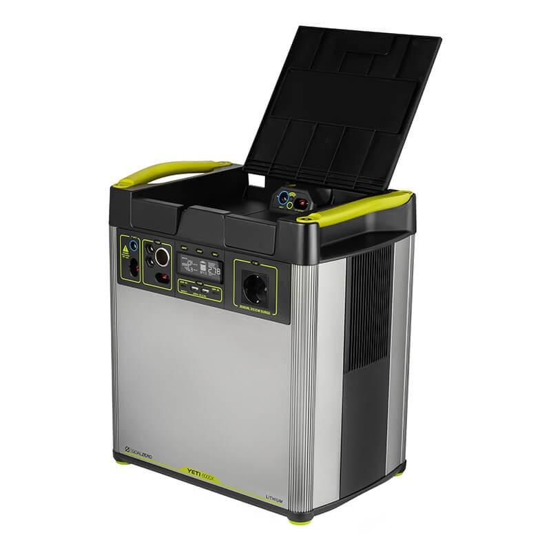 GOALZERO YETI 6000X Lithium Portable Power Station 6064Wh