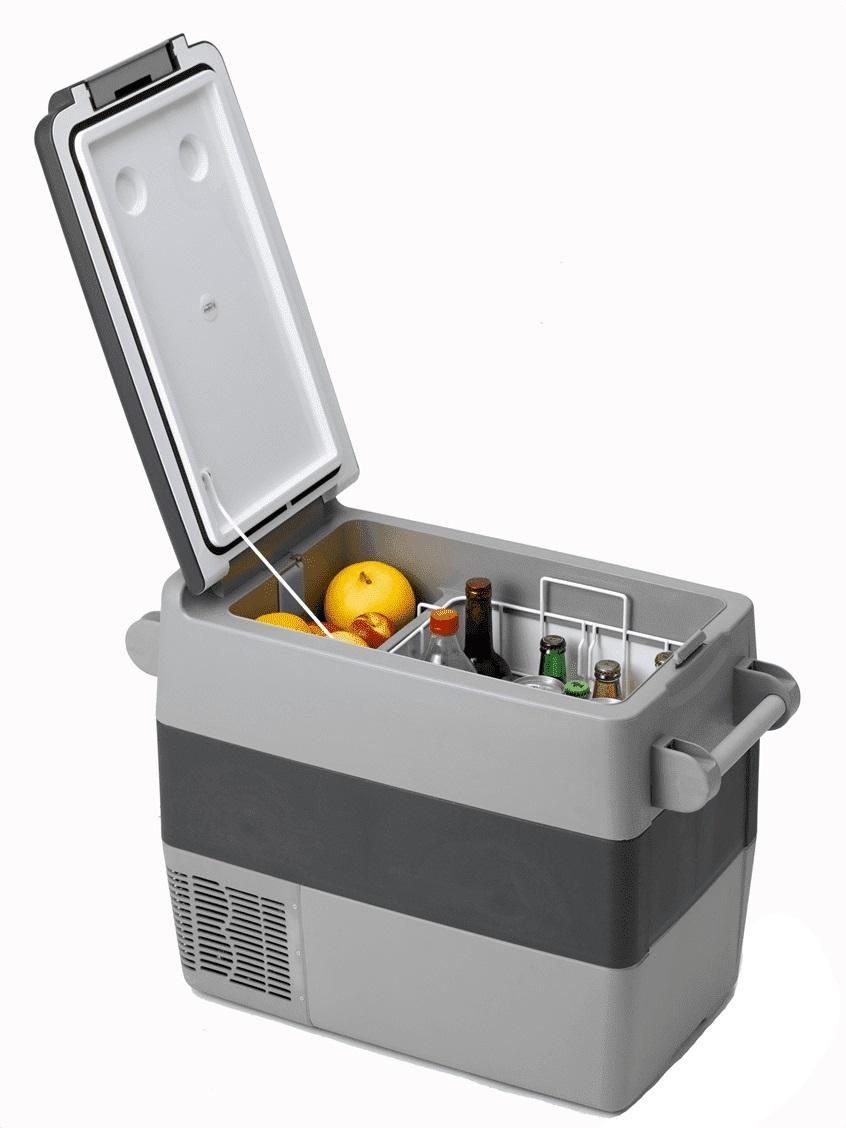 Indel B TB51A Compressor Koelbox 12/24 115/230 Volt 47 liter