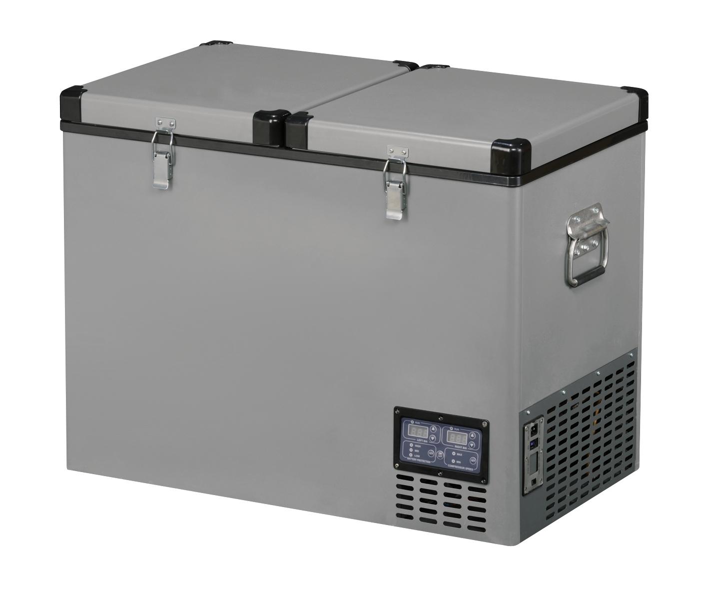 Indel B TB92DD Compressor Koel- Vriekist 12/24V 92 liter