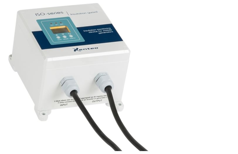 Isolatiebewaker Xenteq ISO230-16 230Vac, 16Amp.