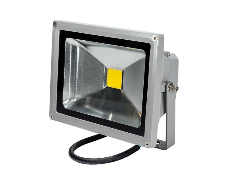 LED Schijnwerper 20W 12V DC