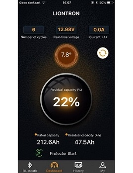 LionTron LiFePO4 25,6V 20Ah 512Wh LX Smart BMS Bluetooth