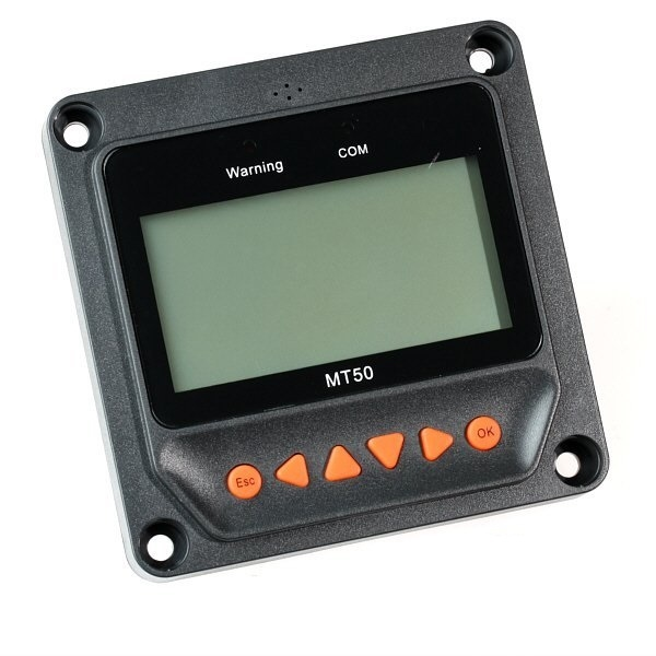 MT-50 Remote Meter   Monitor Display