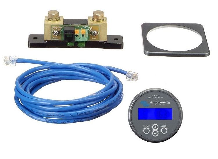 Victron Accu Monitor BMV700