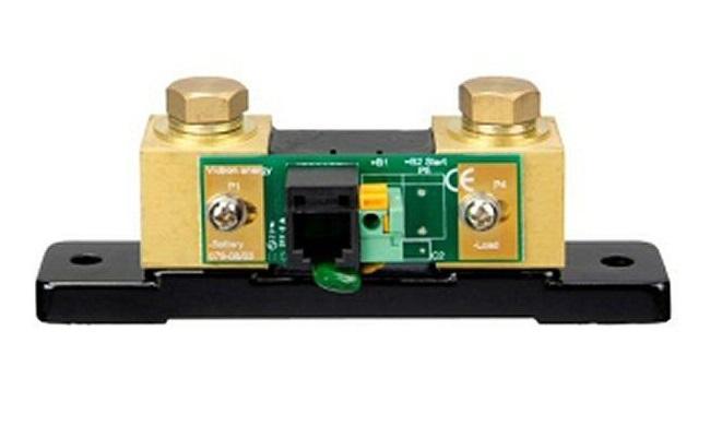 Victron Accu Monitor BMV702