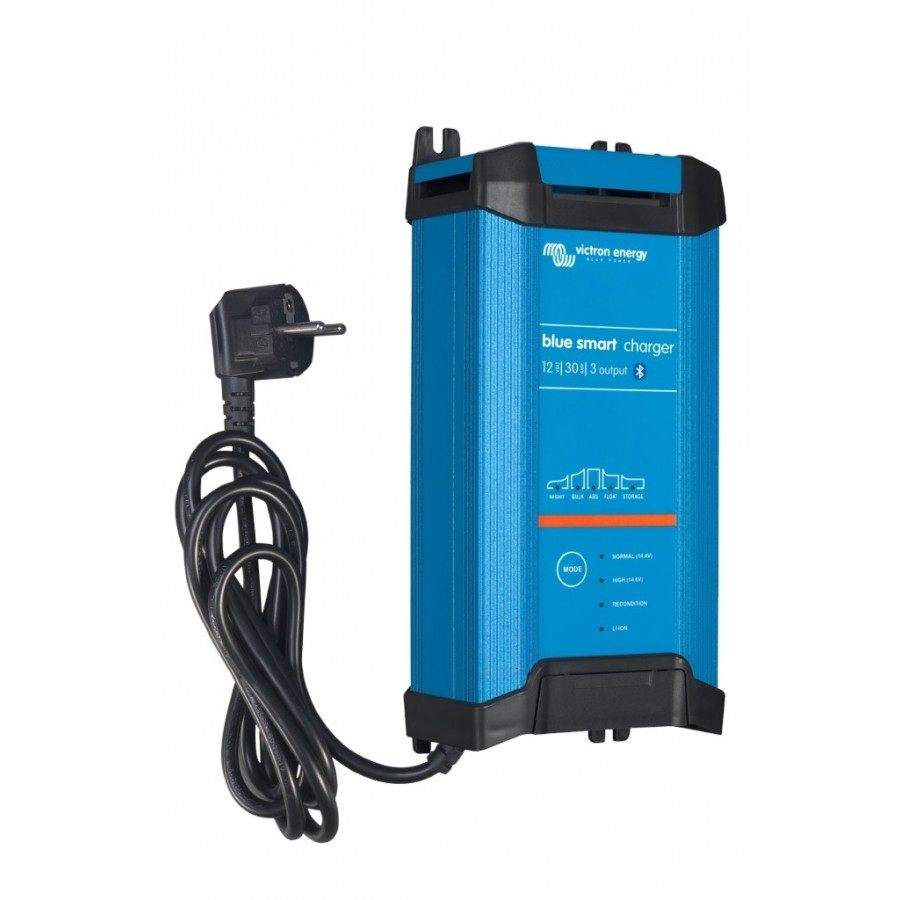 Victron Blue Smart IP22 Acculader 12/30 30 Ampere