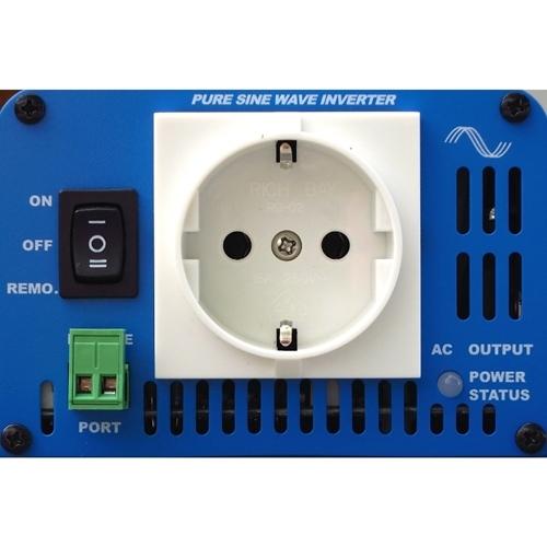 Victron Phoenix 12/250 200W Omvormer 12V naar 230V
