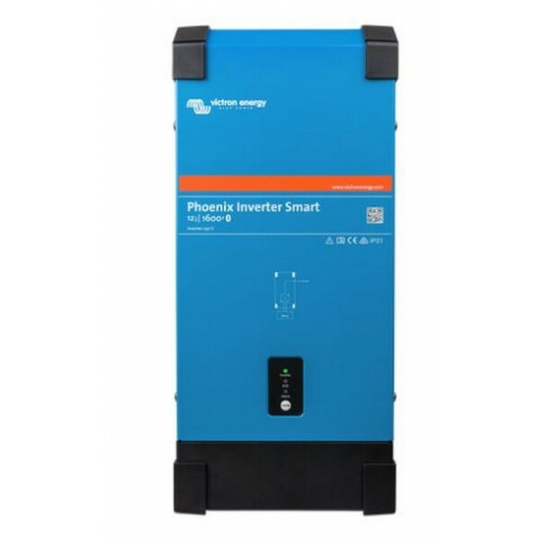 Victron Phoenix Smart 12/1600 1300W Omvormer 12V naar 230V