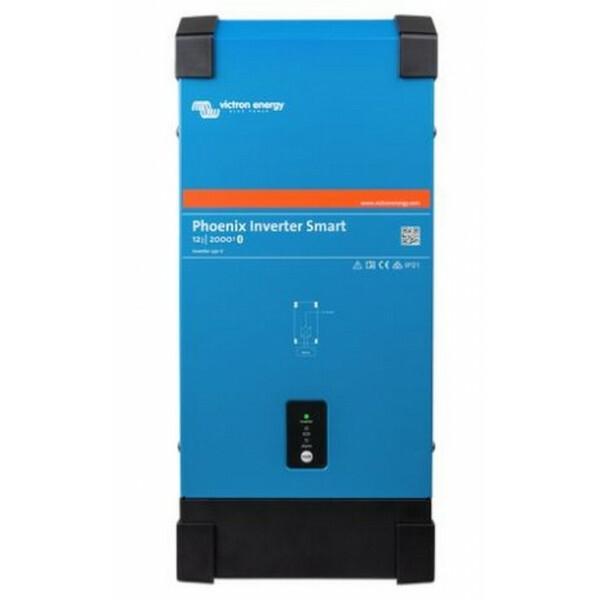 Victron Phoenix Smart 12/2000 1600W Omvormer 12V naar 230V