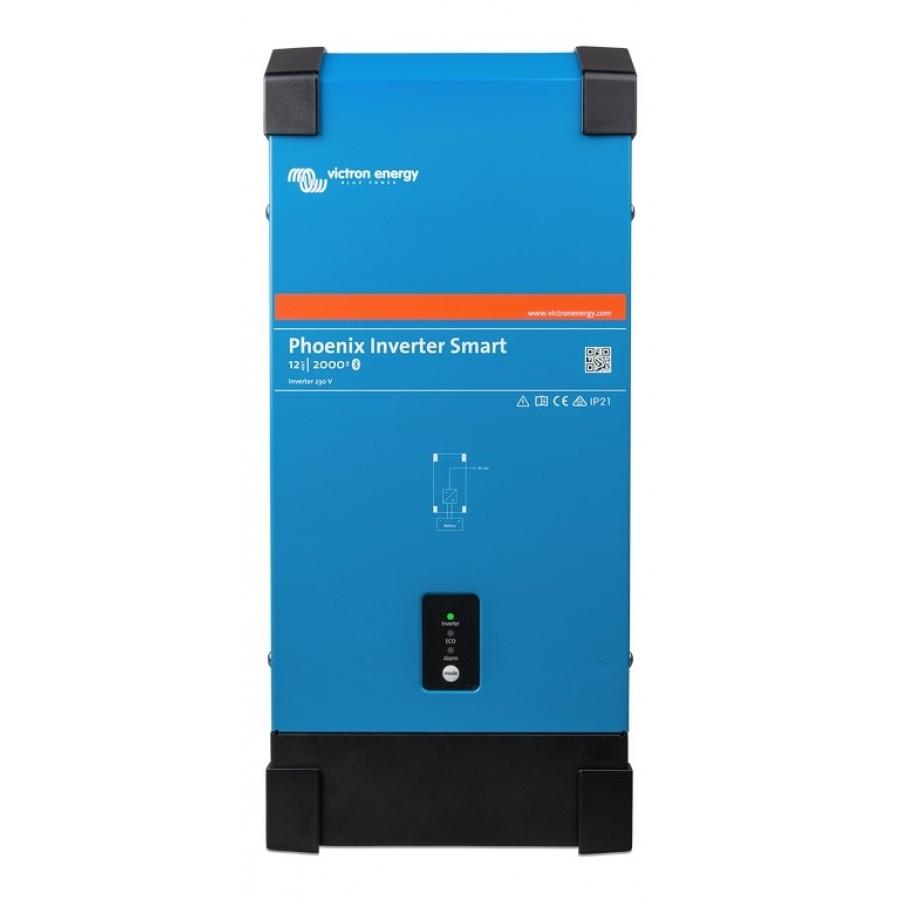 Victron Phoenix Smart 48/2000 1600W Omvormer 48V naar 230V