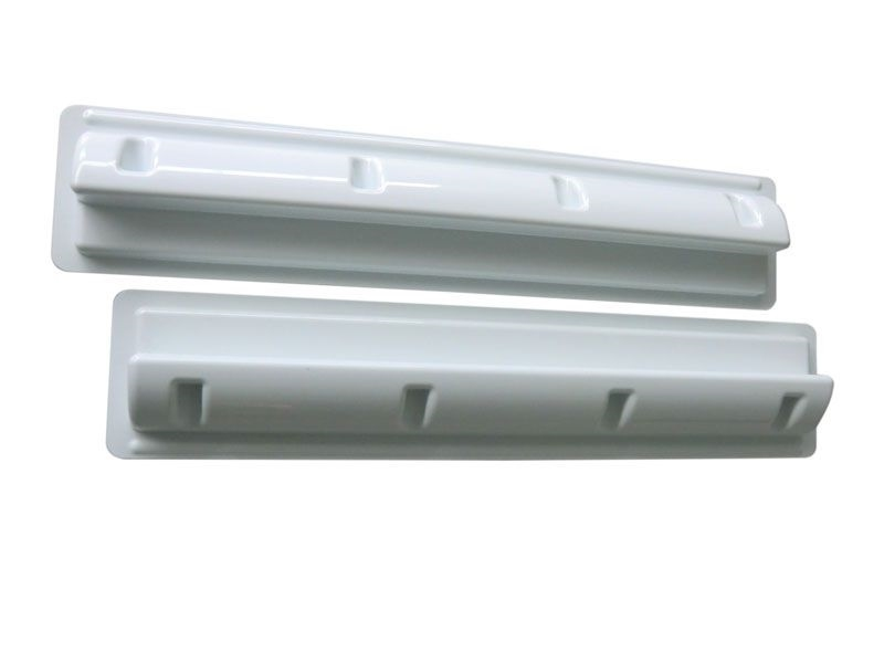 Westech ABS Kunststof Montagespoilers 680mm (set 2 stuks)