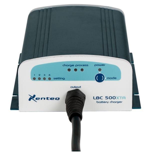 Xenteq Acculader LBC 512-20XTR | 230Vac, 12Vdc, 20Amp