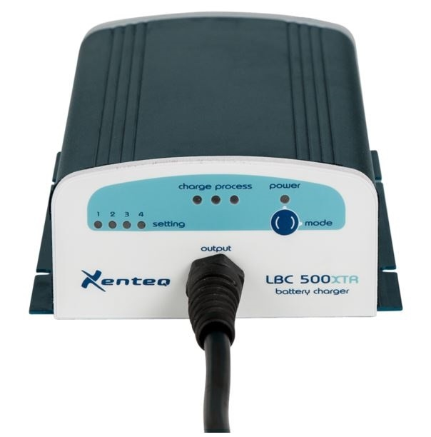 Xenteq Acculader LBC 524-5XTR   230Vac, 24Vdc, 5Amp