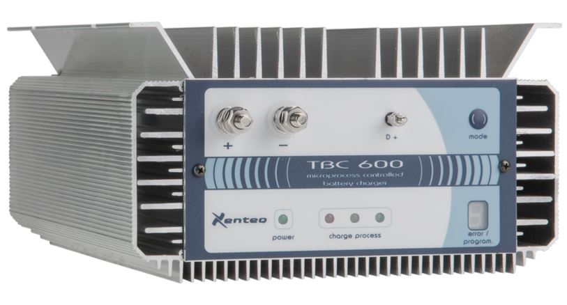 Xenteq Acculader TBC 612-1-25 | 230Vac, 12Vdc, 25Amp