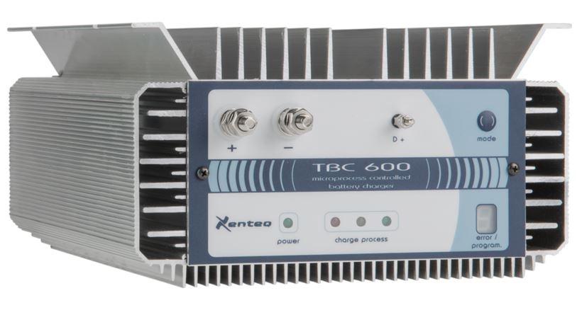 Xenteq Acculader TBC 612-1-50 | 230Vac, 12Vdc, 50Amp
