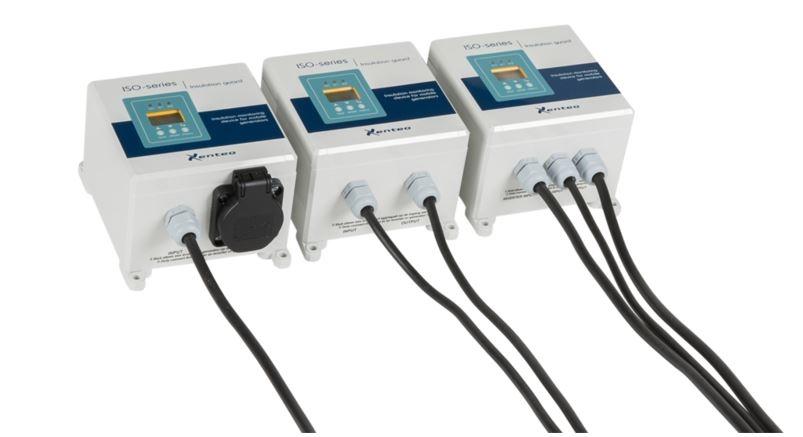 Xenteq Isolatiebewaker ISO230-16 230Vac, 16Amp.