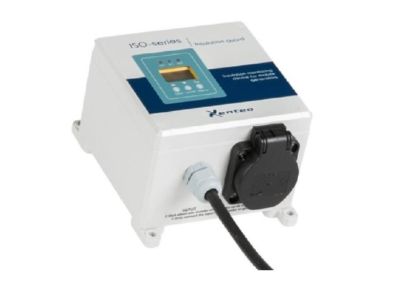 Xenteq Isolatiebewaker ISO230-16PP 230Vac, 16Amp.