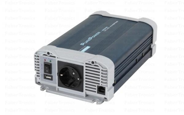 Xenteq PurePower PPI 600-224 600W Omvormer 24V naar 230V