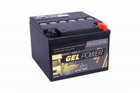 Intact GEL Power Accu 12 Volt 25 Ah