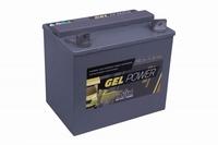 Intact GEL Power Accu 12 Volt 30 Ah