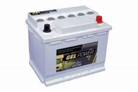 Intact GEL Power Accu 12 Volt 50 Ah