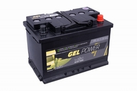 Intact GEL Power Accu 12 Volt 60 Ah