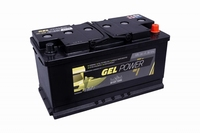 Intact GEL Power Accu 12 Volt 80 Ah