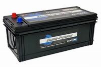 Centrac Dual Power Accu DP120CMF 12 Volt 120 Ah CMF