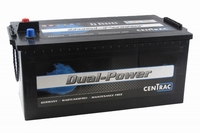 Centrac Dual Power DP225 Accu 12 Volt 225 Ah