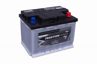 Intact Power Semi-Tractie Accu 12 Volt 60 Ah 95502
