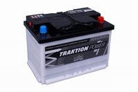 Intact SemiTractie Power Accu 12 Volt 75 Ah 95602
