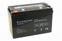 Centrac Dual Power AGM Accu MB12-110 12V 110Ah (C20)