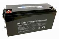 Centrac Dual Power AGM Accu MB12-150 12V 165Ah (C20)