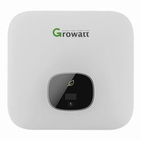 Growatt 4200 MTL-S 2-Strings Net Omvormer Incl. WiFi Module