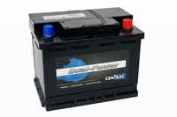 Centrac Dual Power Accu DP65 12 Volt 65 Ah