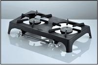 Foker 2 Pits Kooktoestel Model QP2