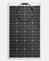 SunPower 150W Marine Flexibel Solarpanel 1460x540 mm