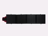80 Watt 12V Portable Full Black Opvouwbare Solartas