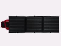 50 Watt 12V Portable Opvouwbare Solartas