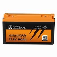 LionTron LiFePO4 12,8V 100Ah 1280Wh LX Smart BMS Bluetooth
