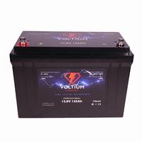NRG LiFePO4 Lithium Batterij 12,8 Volt 125Ah 1600Wh