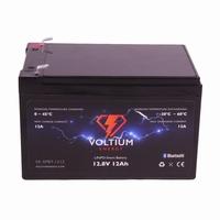 NRG LiFePO4 Lithium Batterij 12,8 Volt 12Ah 154Wh