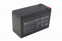 Centrac Dual Power AGM Accu MB12-5 12V 7,5Ah (C20)