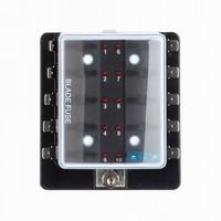 TIGER® Zekeringkast 10 met Led Signalering Opbouw